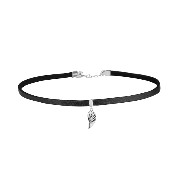ANGEL WING CHOKER
