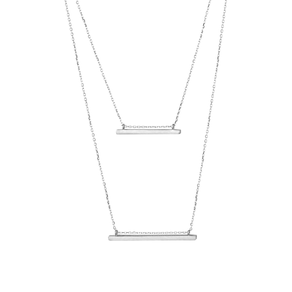 - BAR Y NECKLACE
