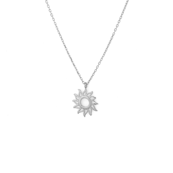 - HOPE SUN NECKLACE