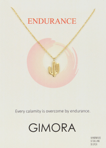 ENDURANCE CACTUS NECKLACE - Thumbnail