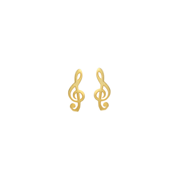 - CLEF EARRINGS