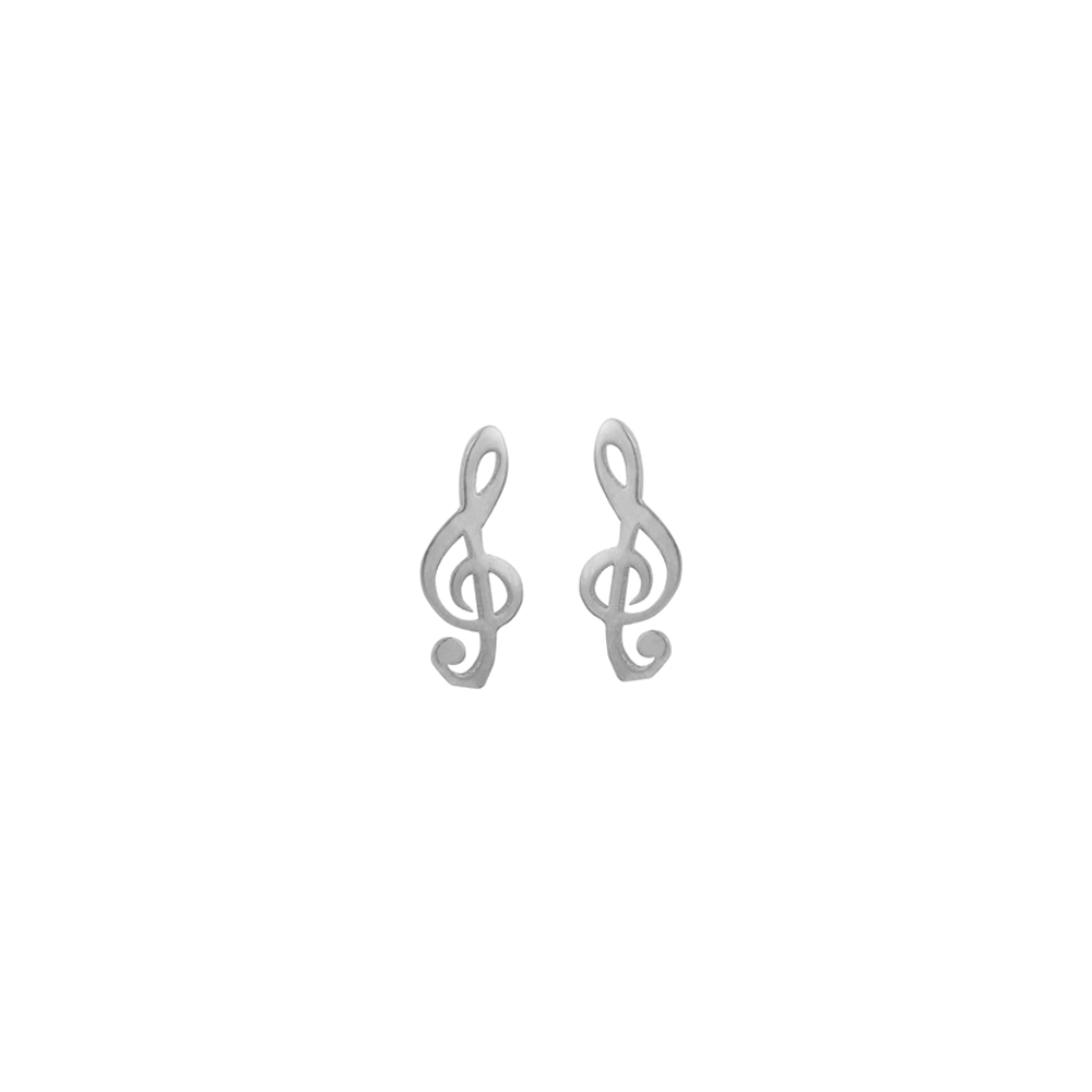 CLEF W EARRINGS