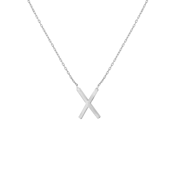 - CROSSING NECKLACE