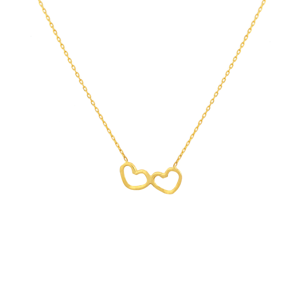 - FOREVER HEART NECKLACE