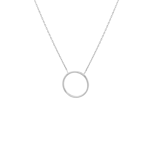 - VOWS CIRCLE NECKLACE