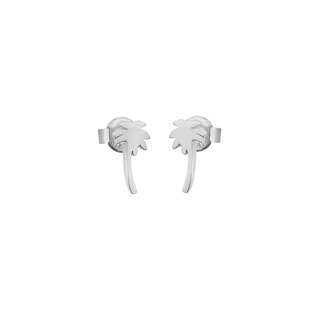 WELCOME PALM EARRINGS