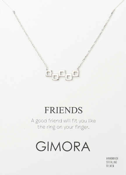 - FRIENDS CHARM NECKLACE (1)