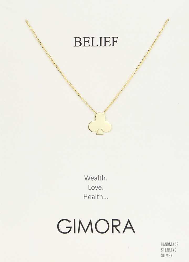 BELIEF NECKLACE