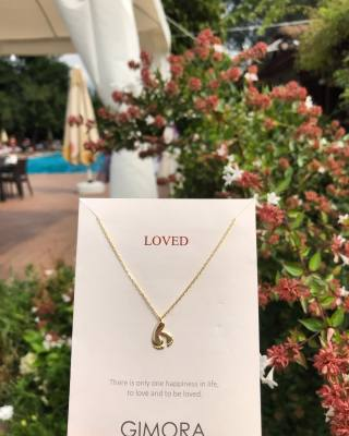 LOVED MOM&BABY NECKLACE
