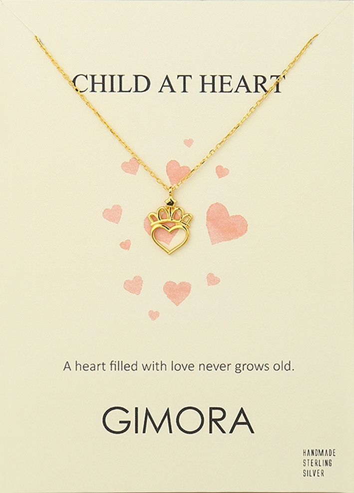 CHILD AT HEART NECKLACE