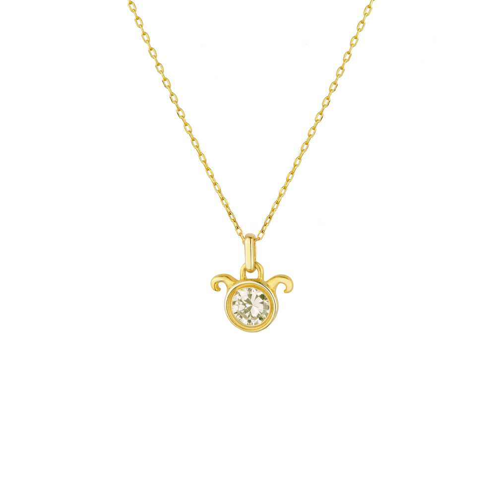 ARIES ZODIAC NECKLACE