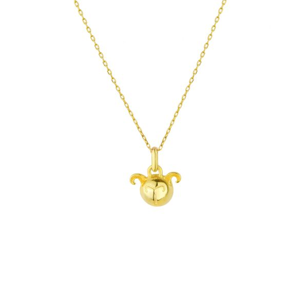 - ARIES ZODIAC NECKLACE (1)