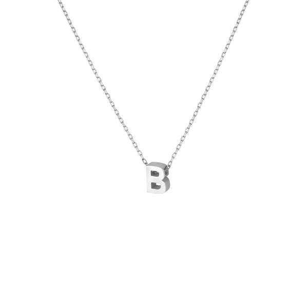 - B INITIAL NECKLACE (1)
