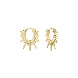- BEAUTIFUL SUN EARRINGS