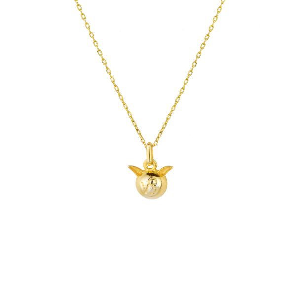 - CAPRICORN ZODIAC NECKLACE (1)