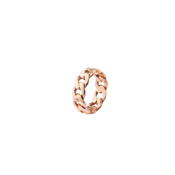 - CHAIN ROSE RING