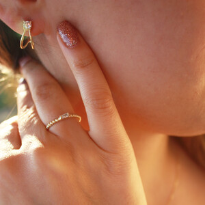 CHLOE EARRINGS - Thumbnail