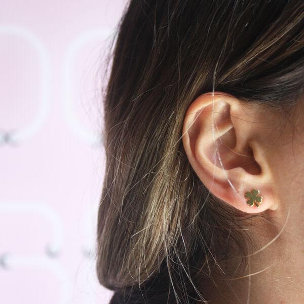 - CLOVER EARRING (1)
