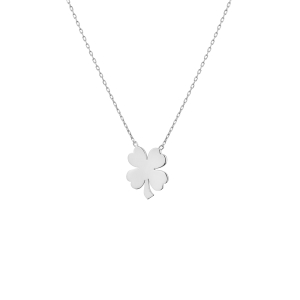 - CLOVER NECKLACE