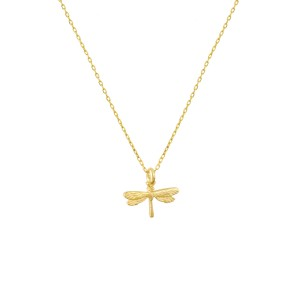 DRAGONFLY NECKLACE - Thumbnail