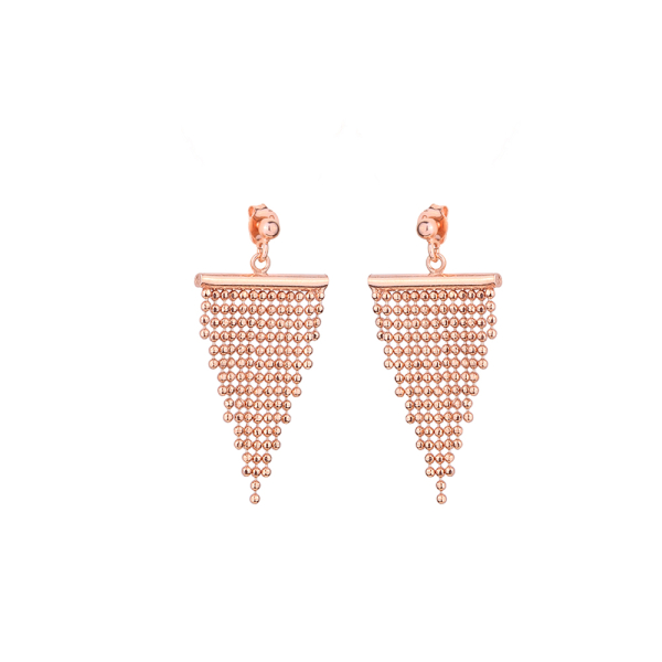- FINE TASSEL EARRINGS