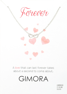 FOREVER HEART NECKLACE - Thumbnail