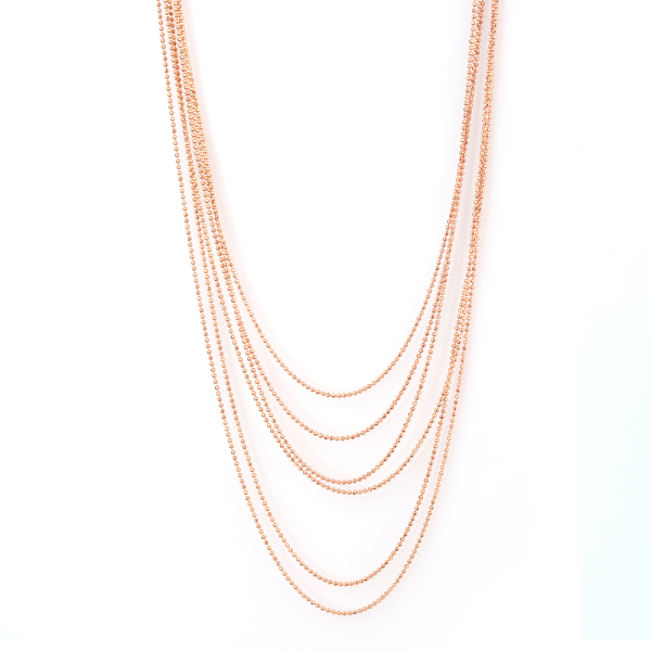 - GRANUL CHAIN NECKLACE