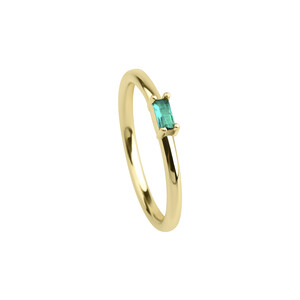 - GREEN NORA RING