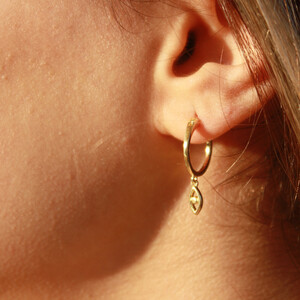 - HOOP EVIL EYE EARRINGS (1)