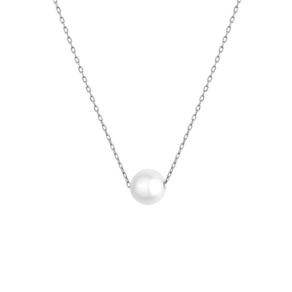 - PEARL NECKLACE