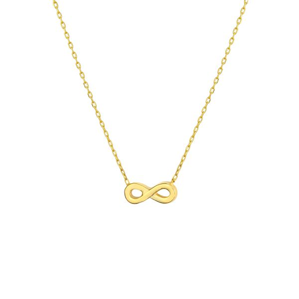 - INFINITY NECKLACE