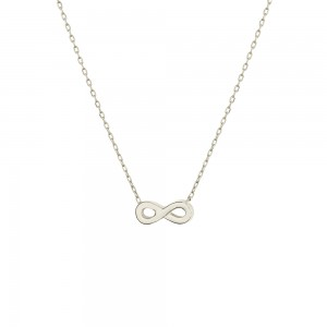 INFINITY NECKLACE - Thumbnail (2)