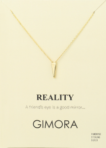 REALITY WEDGE NECKLACE - Thumbnail