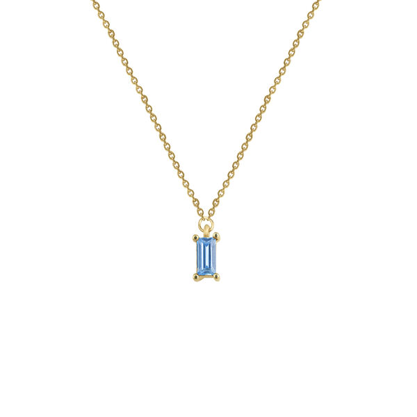 - LONDON BLUE CLARA NECKLACE