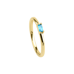 - LONDON BLUE NORA RING