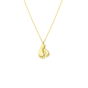 - LOVED MOM&BABY NECKLACE