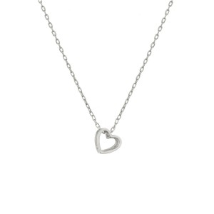 - MINI HEART NECKLACE