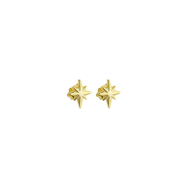 MINORA NORTH STAR EARRINGS - Thumbnail (2)