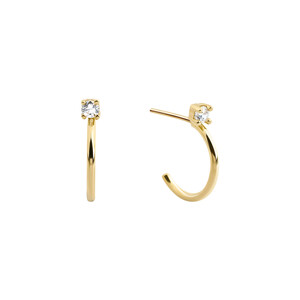 - MYRA HOOP EARRINGS
