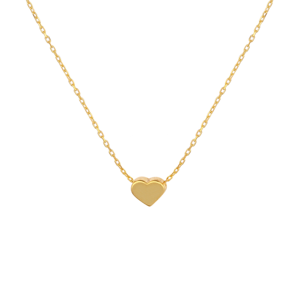 - NEVER ALONE HEART NECKLACE (1)