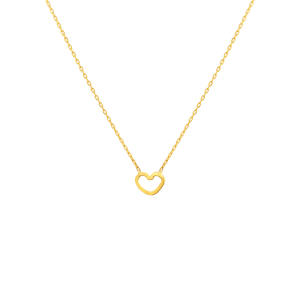 LOVE HEART NECKLACE - Thumbnail