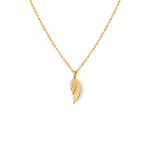 - ONE LIFE WING NECKLACE