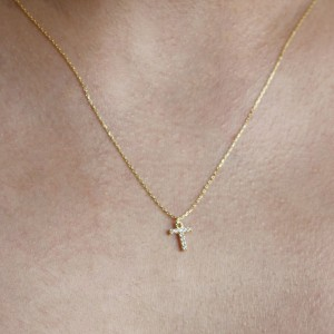 - PAVE T INITIAL NECKLACE (1)