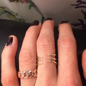 PAW RING - Thumbnail