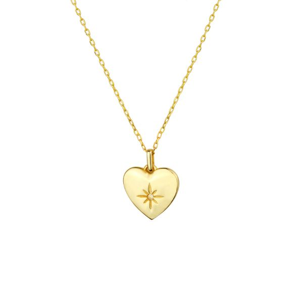 - PURE HEART NECKLACE