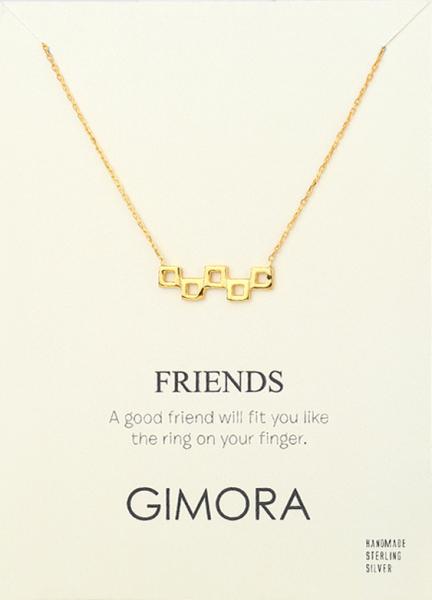 - FRIENDS CHARM NECKLACE (1)