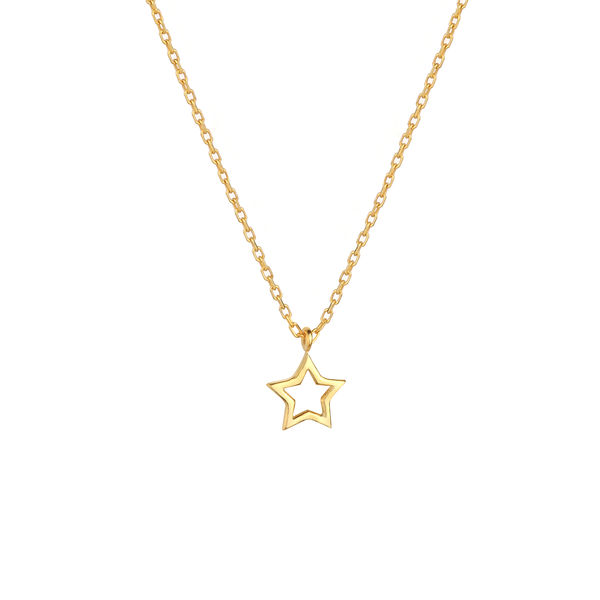 - STAR NECKLACE