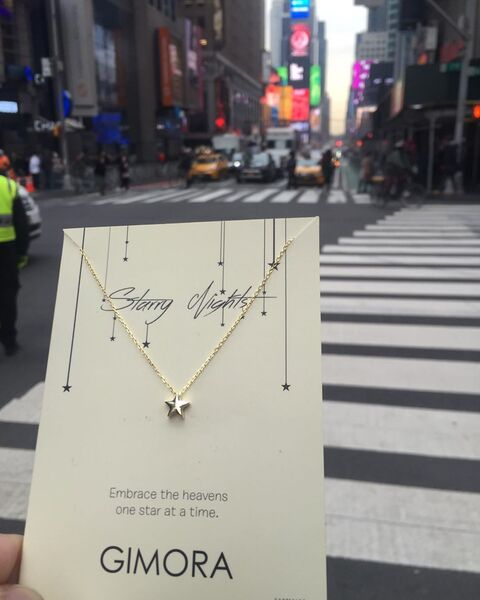 - STARY NIGHTS STAR NECKLACE (1)