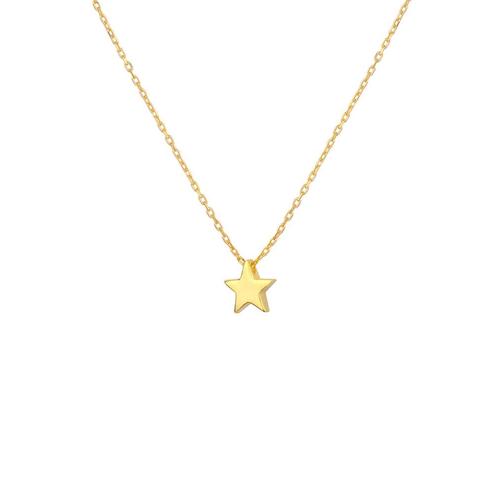 STARY NIGHTS STAR NECKLACE