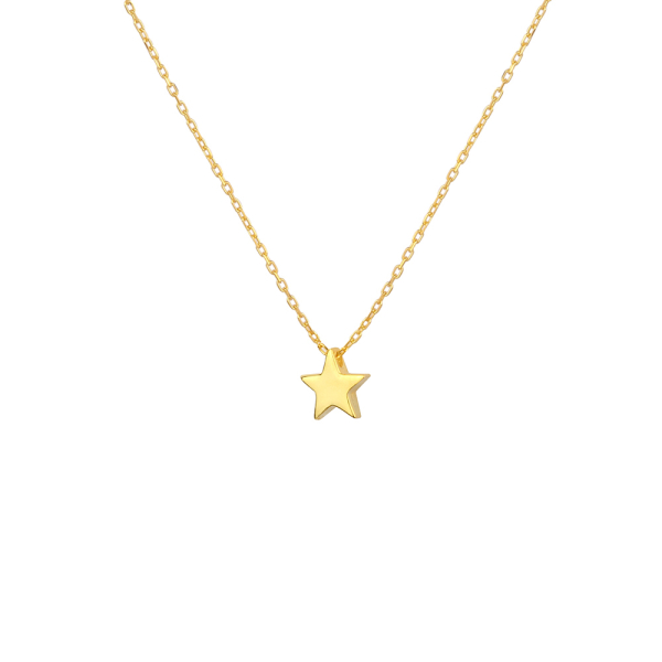 - STARY NIGHTS STAR NECKLACE